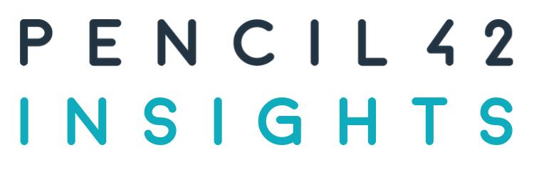 PENCIL42 Insights logo